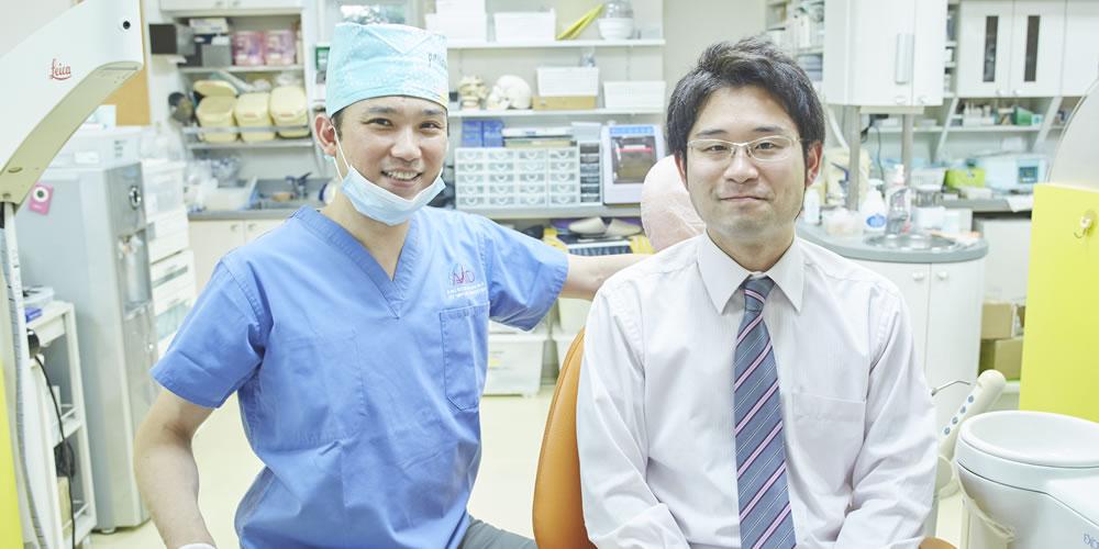 世田谷区中町で根管治療(歯の神経治療)